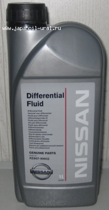 Nissan Differential Fluid Oil 1L