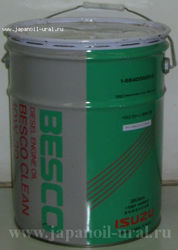 BESCO CLEAN SUPER 10W-30 DH-2 20L