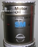 NISSAN STRONG SAVE X SM 5W30 20L
